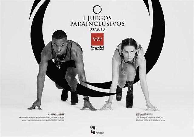 Éxito de los primeros Juegos Parainclusivos de la Comunidad de Madrid