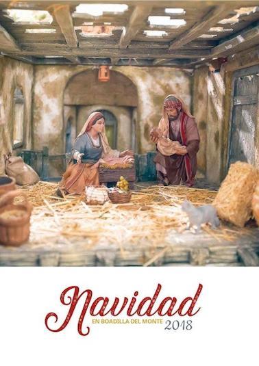 Ya en Navidad en Boadilla