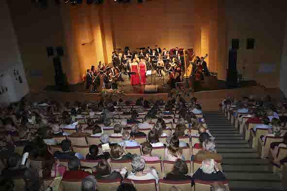 Teatro, conciertos y espectáculos infantiles