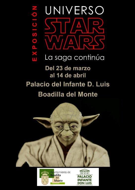 El Palacio acoge la exposición Star Wars