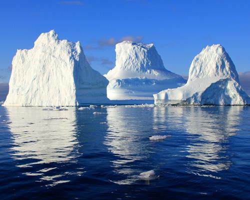 Groenlandia alcanza temperatura récord y continúa su deshielo