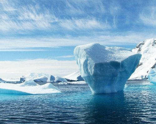La Antártida registra temperatura récord de 18,3