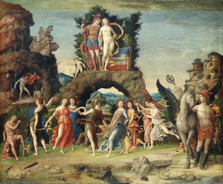 LA CULTURA ARTISTICA ITALIANA RENACIMIENTO